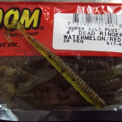 "Zoom Dead Ringer 4"" #054 Watermelon Red ""Color Especial"""