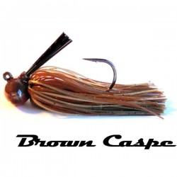 LongastBait Tungsten Jig MIni 1/2oz #09 Brown Caspe