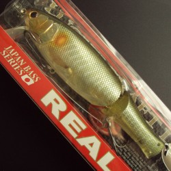 Lucky Craft Real Bait F 445 Aluminum Ghost Ayu