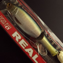 Lucky Craft Real Bait F Weight Plus 323 Aluminum Keta Bass II