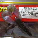 "Super Speed Craw 4'' col.344 Purple Smoke ""Color Especial"""