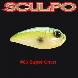Molix Sculpo MR Rattlin' 03 Super Chart