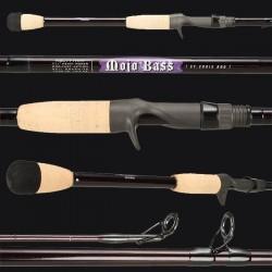 St.Croix Mojo Bass Casting 6'6'' MH MBC66MHF