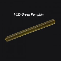 "Zoom Fish Doctor 4"" col.025 Green Pumpkin"