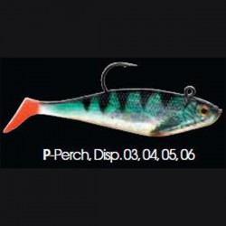 Wildeye Swim Baits Shad WSS04 P Perch