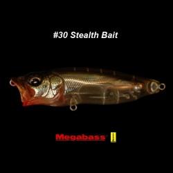 Megabass PopMax #30 Stealth Bait