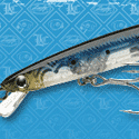 Lucky Craft Flashminnow Slim Sea Finger