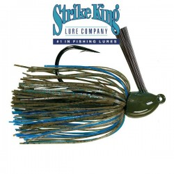 Strike King Hack Attack Jig 1/2oz #050 Okeechobee Craw