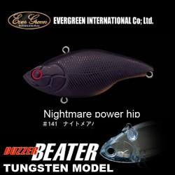 Ever Green Buzzer Beater Tungsten #141 Nightmare power hip