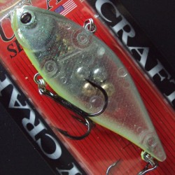 LV-Max500 col.171 Skeet's Magic - Ghost Gunmetal Shad