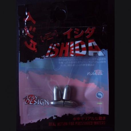 Ishida Tungsteno Bala 1/8oz 4 udes. (3,50 g)