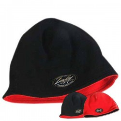 Lucky Craft PR Beanie Black and Red