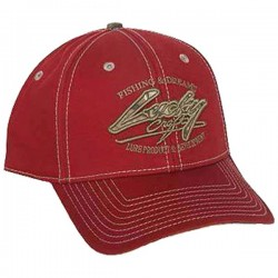 Lucky Craft PR Cap Red
