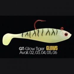 Wildeye Swim Baits Shad WSS06 GT Glow Tiger