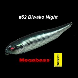Megabass Giant Dog-X #52 Biwako Night