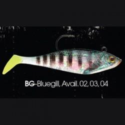 Wildeye Swim Baits Shad WSS04 BG Blue Gill