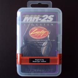 Lucky Craft MH-2S #0232 Black SIB