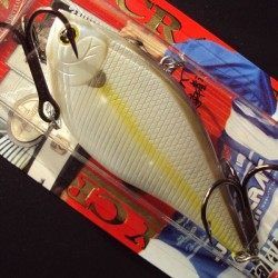 Lucky Craft LV RTO 250 #250 Chartreuse Shad