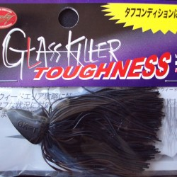 Lucky Craft Glass Killer Toughtness 1/2oz col.0883 Black/ Brown