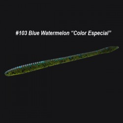 "Trick Worm 6'' col.103 Blue Watermelon ""Color Especial"""