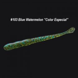 """Meathead 4'' col.103 Blue Watermelon """"Color Especial"""""""