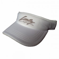 Lucky Craft Sun Visor White and Grey