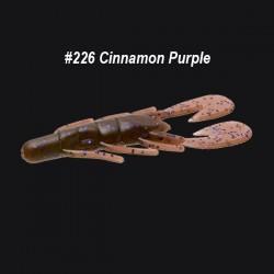 Zoom Ultravibe Speed Craw col.226 Cinnamon Purple