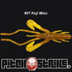 Pitch and Strike Zelus Craw #007 Koji Miso