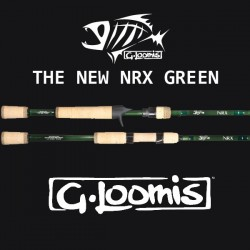"G.Loomis NRX 803C JWR G 6'8"" MH Ex-Fast"