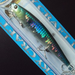 Lucky Craft SW Flash Pointer 115 SP #641 MS Ghost Jack Smelt