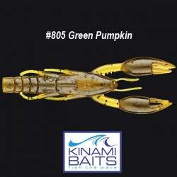 Kinami Psycho Dad #805 Green Pumpkin