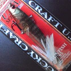 Gunnish 95 col.228 Flake Flake Male Gill