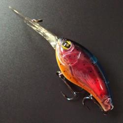 Imakatsu IK-250 #197 Cima Rojo