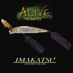 Imakatsu Alive Chatter SS Avalon #450 High Biz Ghost Ayu/ White