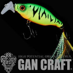 Gan Craft Bacra SR #10 Tiger
