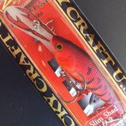 Lucky Craft Slim Shad D-9 #286 Mad Craw