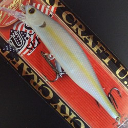 Lucky Craft Lightning Pointer 98XR #250 Chartreuse Shad