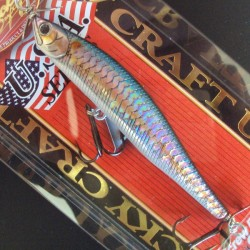 Lucky Craft Screw Pointer 90 #270 MS American Shad