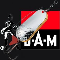 Dam Effezett Twin 30g 65mm Cobre/ Cobre