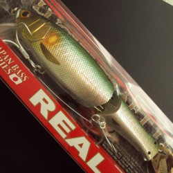 Lucky Craft Real Bait F Weight Plus 322 Aluminum Ayu II
