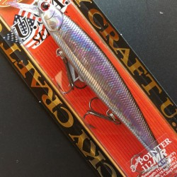 Slender Pointer 112 MR col.998 Aurora Crystal Blue Shiner Limited