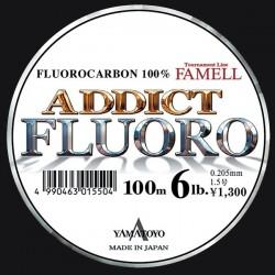 Yamatoyo Addict Fluoro 14 lb 100 mts