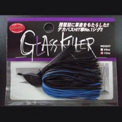 Lucky Craft Glass Killer 1/2oz col.0899 Black/ Blue